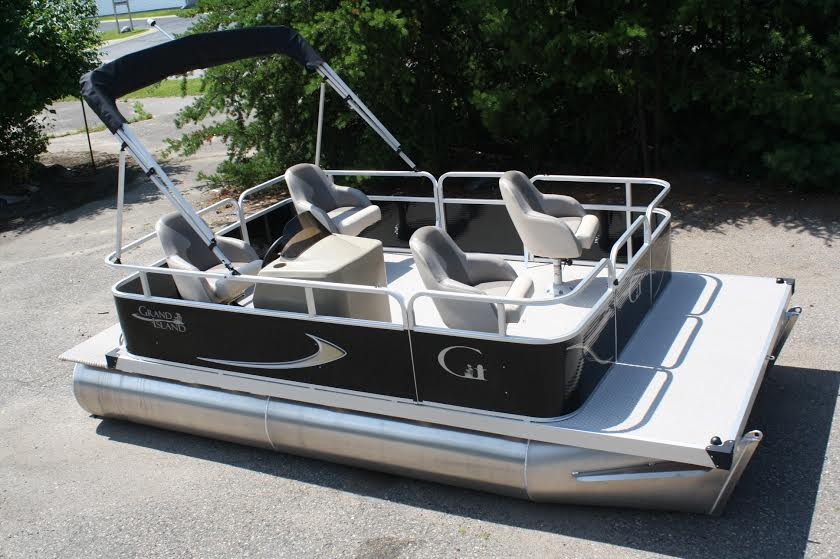 the price is for the pontoon boat only it does not include a motor or