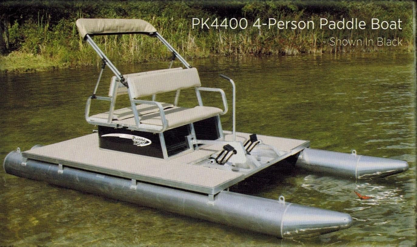 Paddle King Pk4400 4 Person Paddle Boat T Amp M Marine