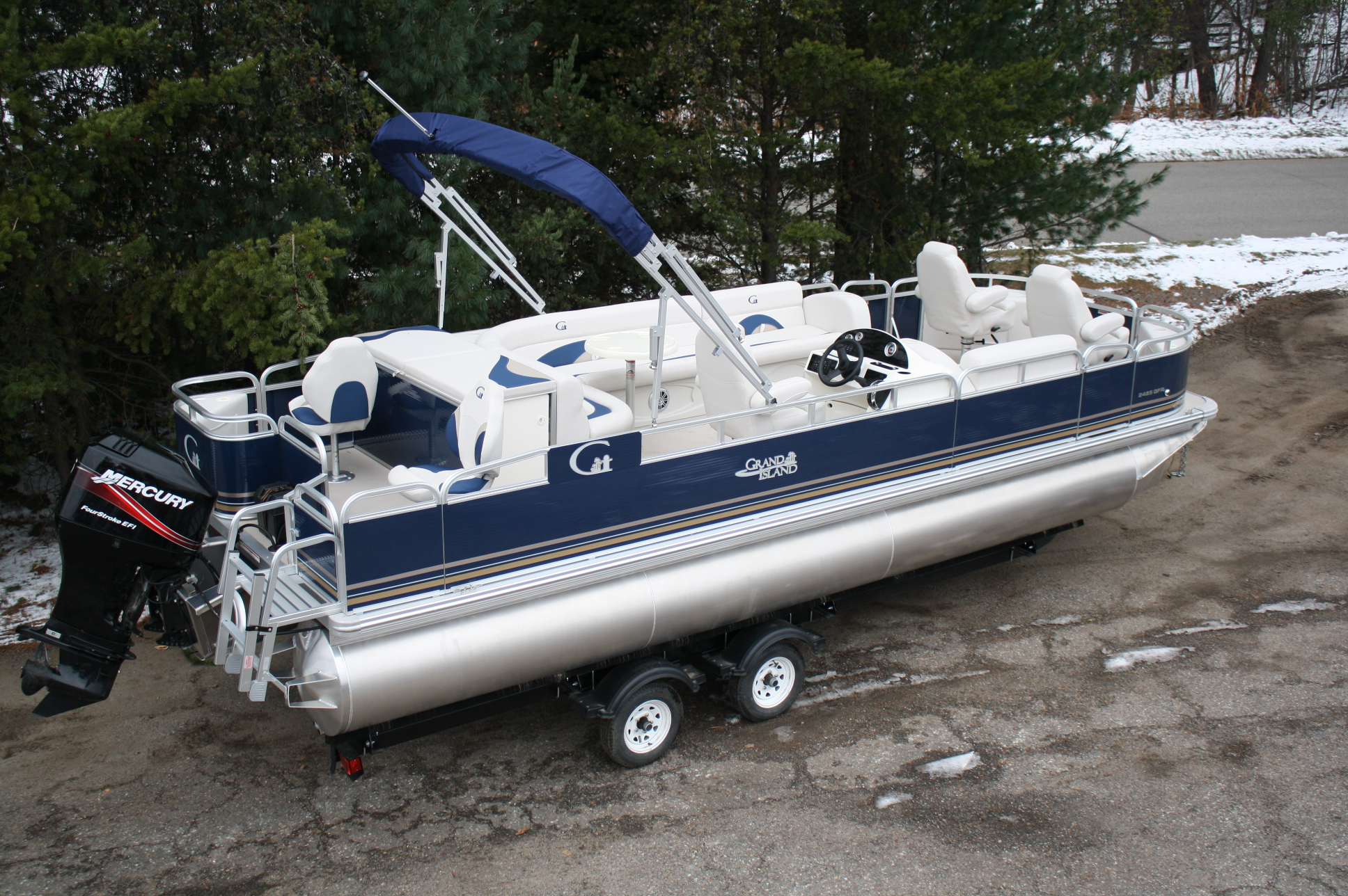 2017 Tahoe Grand Island 2485 Fnf Rc Re With Used 2005